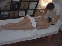 Возбудилась от массажа
